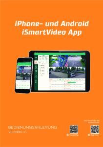 iphone- und Android ismartvideo App
