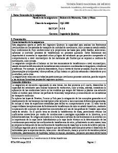 IQJ-1002 SATCA 1 : Carrera: