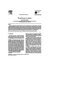IR spectroscopy in catalysis