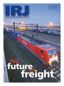 IRJ. freight. future. The. January 2010 Volume 50, Issue 1