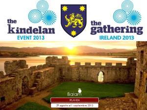 IRLANDA 29 agosto al 1 septiembre 2013