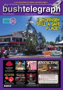 IS HORNSBY STILL A SAFE PLACE?