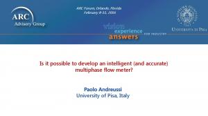 Is it possible to develop an intelligent (and accurate) multiphase flow meter?