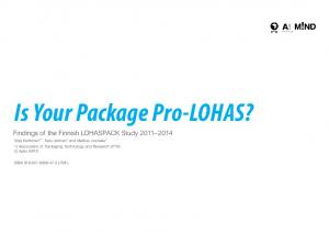 Is Your Package Pro-LOHAS?