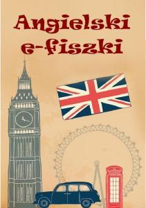 ISBN ANGIELSKI E-FISZKI. Wydawnictwo Wymownia