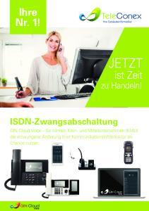 ISDN-Zwangsabschaltung