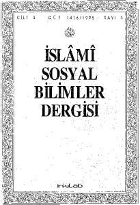 ISLAMI SOSYAL.. BILIMLER