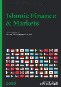 Islamic Finance & Markets