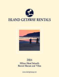 ISLAND GETAWAY RENTALS