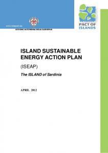 ISLAND SUSTAINABLE ENERGY ACTION PLAN