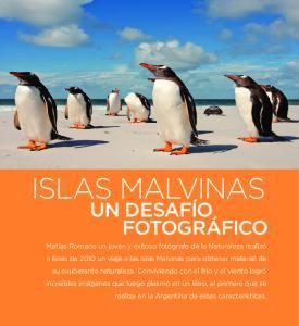 ISLAS MALVINAS UN DESAFÍO FOTOGRÁFICO FIAT ARGENTINA