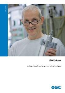 ISO-Zylinder ISO-Zylinder