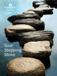 ISRAEL. Your Stepping Stone