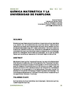 ISSN Bistua Vol. 3 No. 1