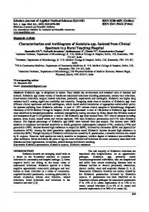ISSN X (Print) Research Article