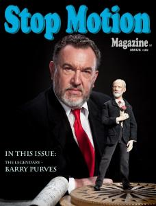 ISSUE #20. In This Issue: The Legendary - Barry Purves