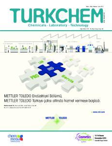 Issue: Kasım November 2015 Istanbul Expo Center