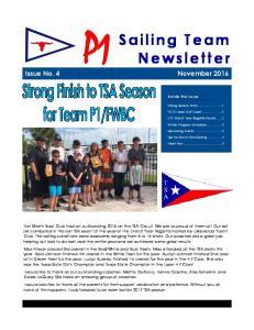 Issue No. 4 November 2016