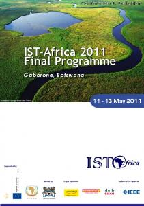 IST-Africa 2011 Final Programme