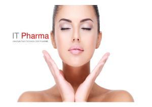 IT Pharma INNOVATING TECHNOLOGY PHARMA