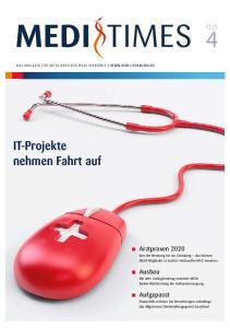 IT-Projekte nehmen Fahrt auf