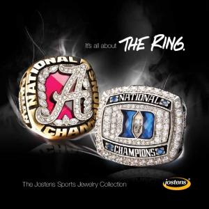 It s all about. The Jostens Sports Jewelry Collection