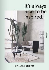 It s always nice to be inspired. Objekt