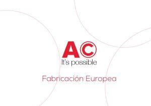 It s possible. Fabricación Europea