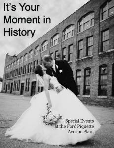 It s Your Moment in History