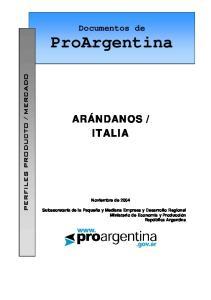 ITALIA. Noviembre de 2004
