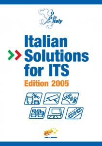 Italian Solutions for ITS