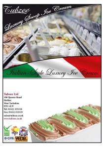 Italian-Style Luxury Ice Cream