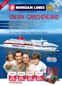 ITALIEN - GRIECHENLAND