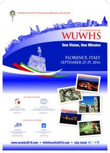 ITALY SEPTEMBER 25-29, 2016 HOSTING SOCIETIES
