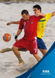 Italy Technical Report and Statistics