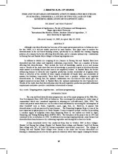J. ISSAAS Vol. 16, No. 1: (2010)