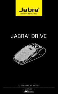 JABRA DRIVE KULLANMA KILAVUZU
