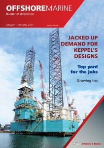 Jacked up demand for Keppel s designs