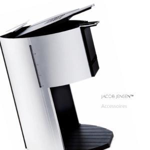 JACOB JENSEN. Accessoires