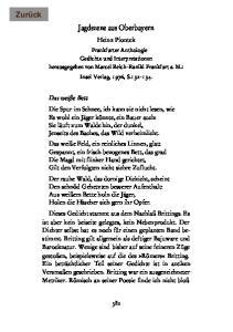 Jagdszene aus Oberbayern