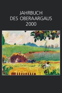 JAHRBUCH DES OBERAARGAUS 2000