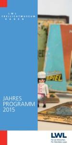 JAHRES PROGRAMM