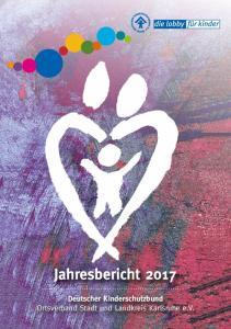 Jahresbericht 2017 Deutscher Kinderschutzbund