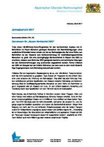 Jahresbericht Gemeinsam für Bayern Barrierefrei 2023