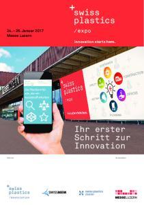 Januar 2017 Messe Luzern Innovation starts here. Ihr erster Schritt zur Innovation