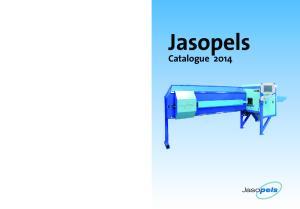 Jasopels. Catalogue 2014