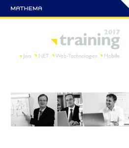 Java.NET Web-Technologien Mobile
