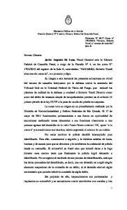 Javier Augusto De Luca 1)