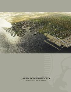 JAZAN ECONOMIC CITY KINGDOM OF SAUDI ARABIA