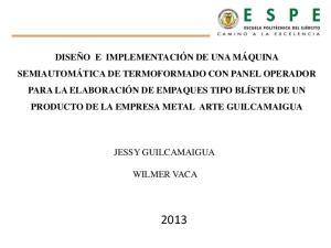 JESSY GUILCAMAIGUA WILMER VACA